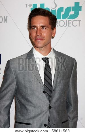Brian Dietzen at the 4th Annual Thirst Gala, Beverly Hilton Hotel, Beverly Hills, CA 06-25-13