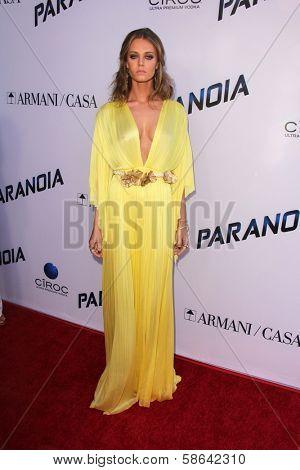 Christine Marzano at the