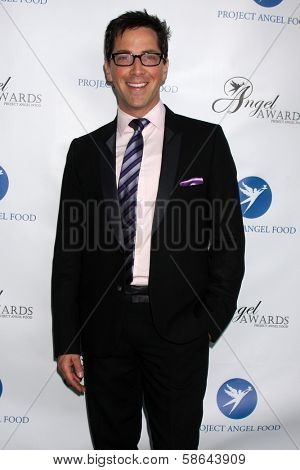 Dan Bucatinsky at the Project Angel Food Angel Awards, Project Angel Food, Los Angeles, CA 08-10-13