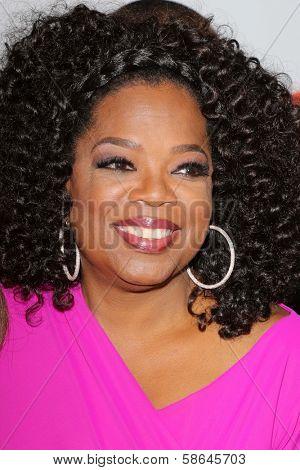 Oprah Winfrey at