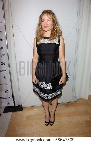 Erika Christensen at the 12th Annual InStyle Summer Soiree, Mondrian, West Hollywood, CA 08-14-13