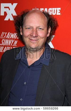 Dan Bakkedahl at the FXX Network Launch Party and