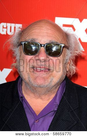 Danny DeVito at the FXX Network Launch Party and
