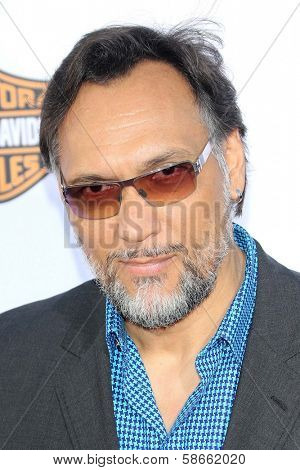 Jimmy Smits at the