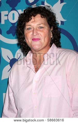 Dot Marie Jones at the 2013 FOX Fall Eco-Casino Party, The Bungalow, Santa Monica, CA 09-09-13