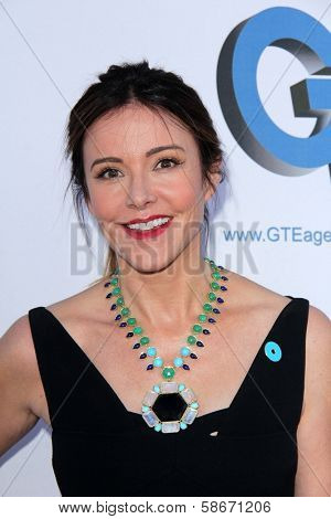 Christa Miller at the Joyful Heart Foundation celebrates the No More PSA Launch, Milk Studios, Los Angeles, CA 09-26-13