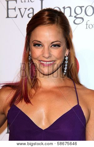 Amy Paffrath at the Eva Longoria Foundation Dinner, Beso, Hollywood, CA 09-29-13