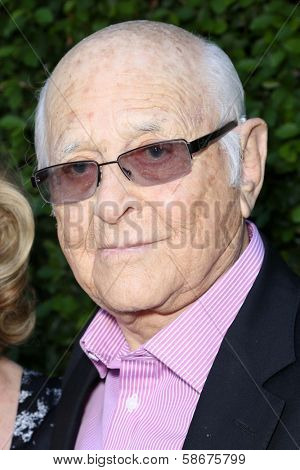 Norman Lear at The Rape Foundation's Annual Brunch, Private Location, Beverly Hills, CA 09-29-13