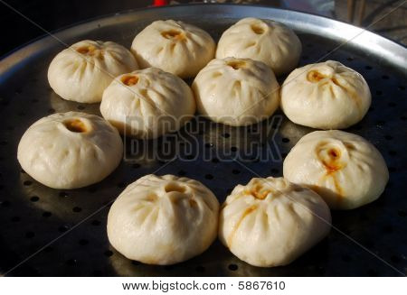 Preparation of the Chinese Jiao Zi