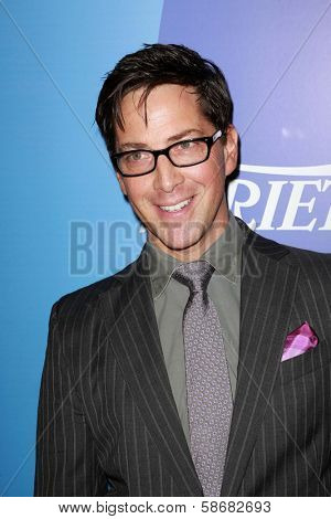 Dan Bucatinsky at Variety's 5th Annual Power of Women, Beverly Wilshire, Beverly Hills, CA 10-04-13