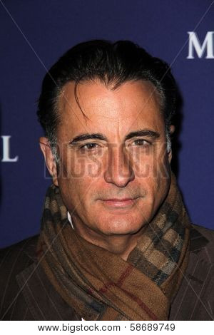 Andy Garcia at the Launch Celebration for Martell Caractere Cognac, Paramour Mansion, Los Angeles, CA 10-10-13