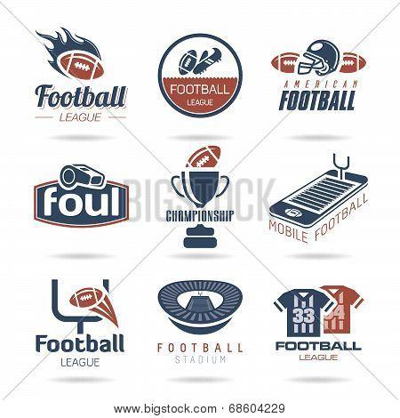 Football Icon Set - 3