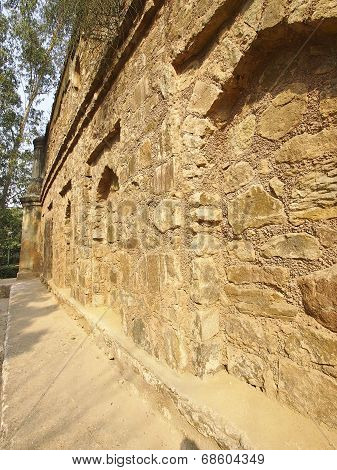 India Old Castle