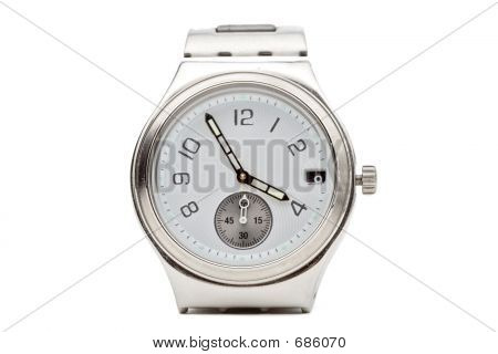 Wrist Watch (clipping Path Included)