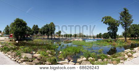 River Mondego Leisure Area