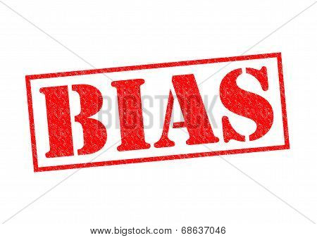 Bias Rubber Stamp