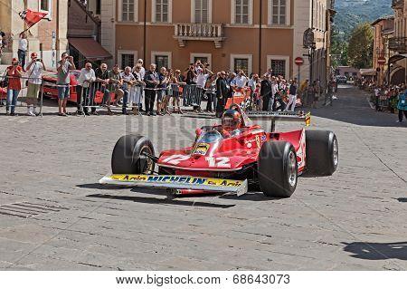Ferrari 312 T4 Belonged To Gilles Villeneve