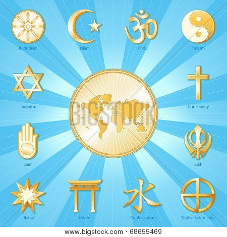 World Of Faith, International Religions