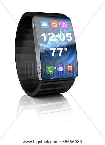 Smart Watch Of The Future
