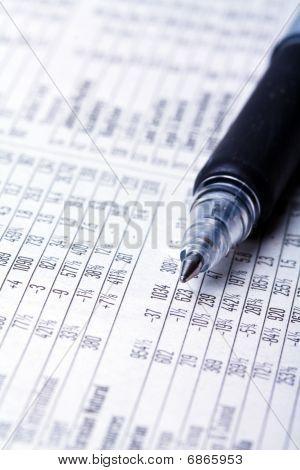 Pen Stocks
