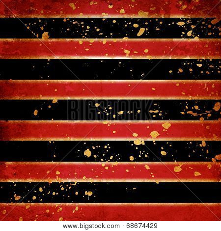 Abstract Grunge Background with stripes