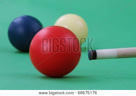 Carom Balls
