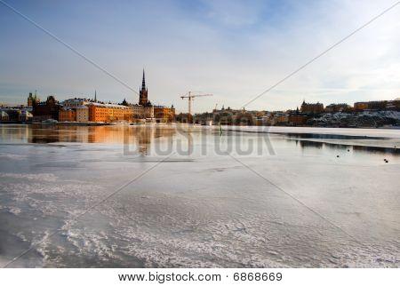 Stockholm In Winter
