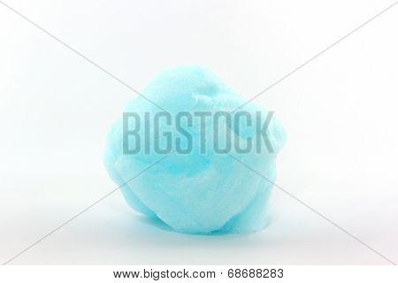Blue Spun Sugar, Cotton Candy.