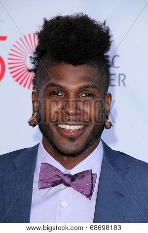 LOS ANGELES - JUL 19:  Cyrus Spencer at the 4th Annual Celebration of Dance Gala at Dorothy Chandler Pavilion on July 19, 2014 in Los Angeles, CA