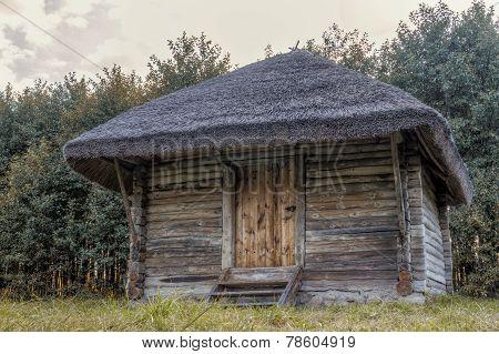 Old Belarussian House