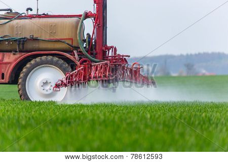 Spraying Machine