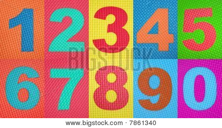 Rubber numbers