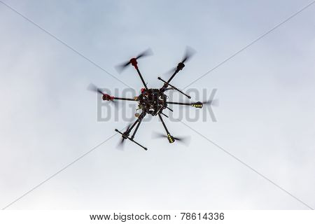 Hexcopter Dron