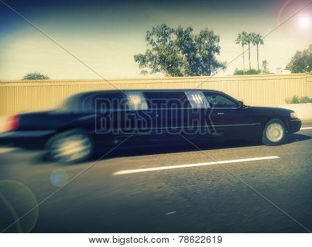 Limo service transportation service