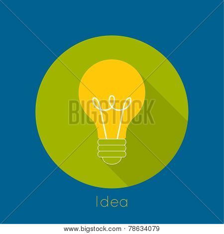 Bulb light idea