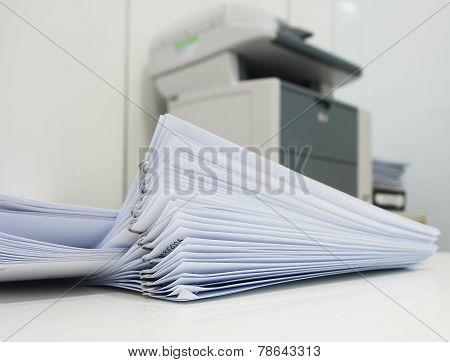 Print Document At Office
