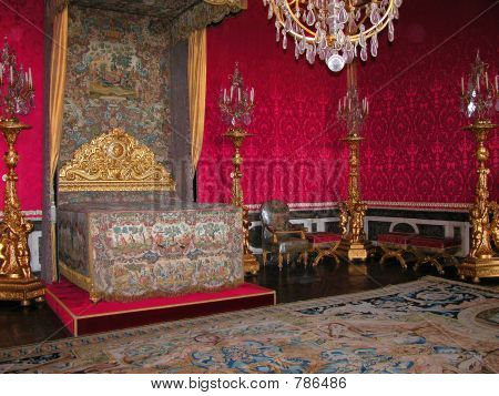 Queen of France Bedroom