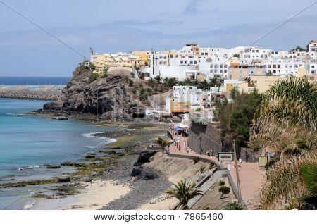 Morro Jable Coast, Fuerteventura
