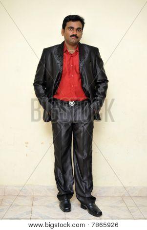 Indian Business Man