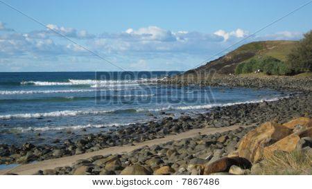 Crescent Head Surfing Beach.