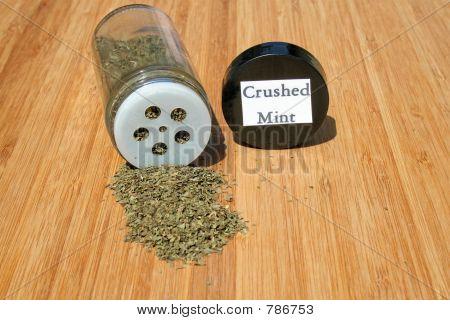 Crushed Mint