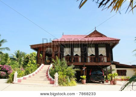 Traditional House Of Malacca