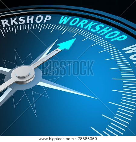 Workshop Word On Compass
