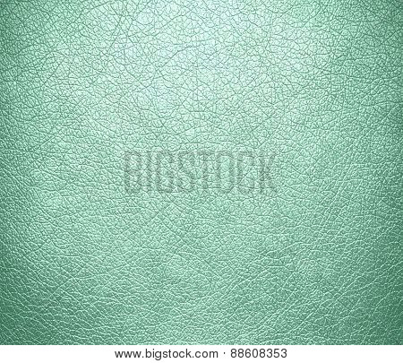 Aero blue leather texture background