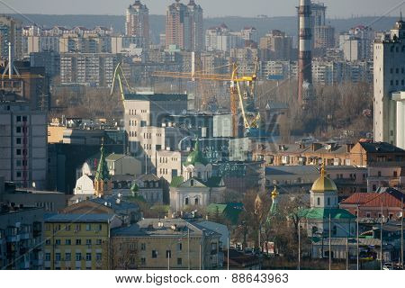 Kiev Business And Industry City