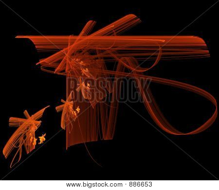 Oriental Abstract