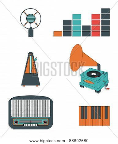 Music players and components vol3