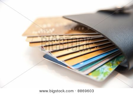 Too Much Credit Card In Wallet