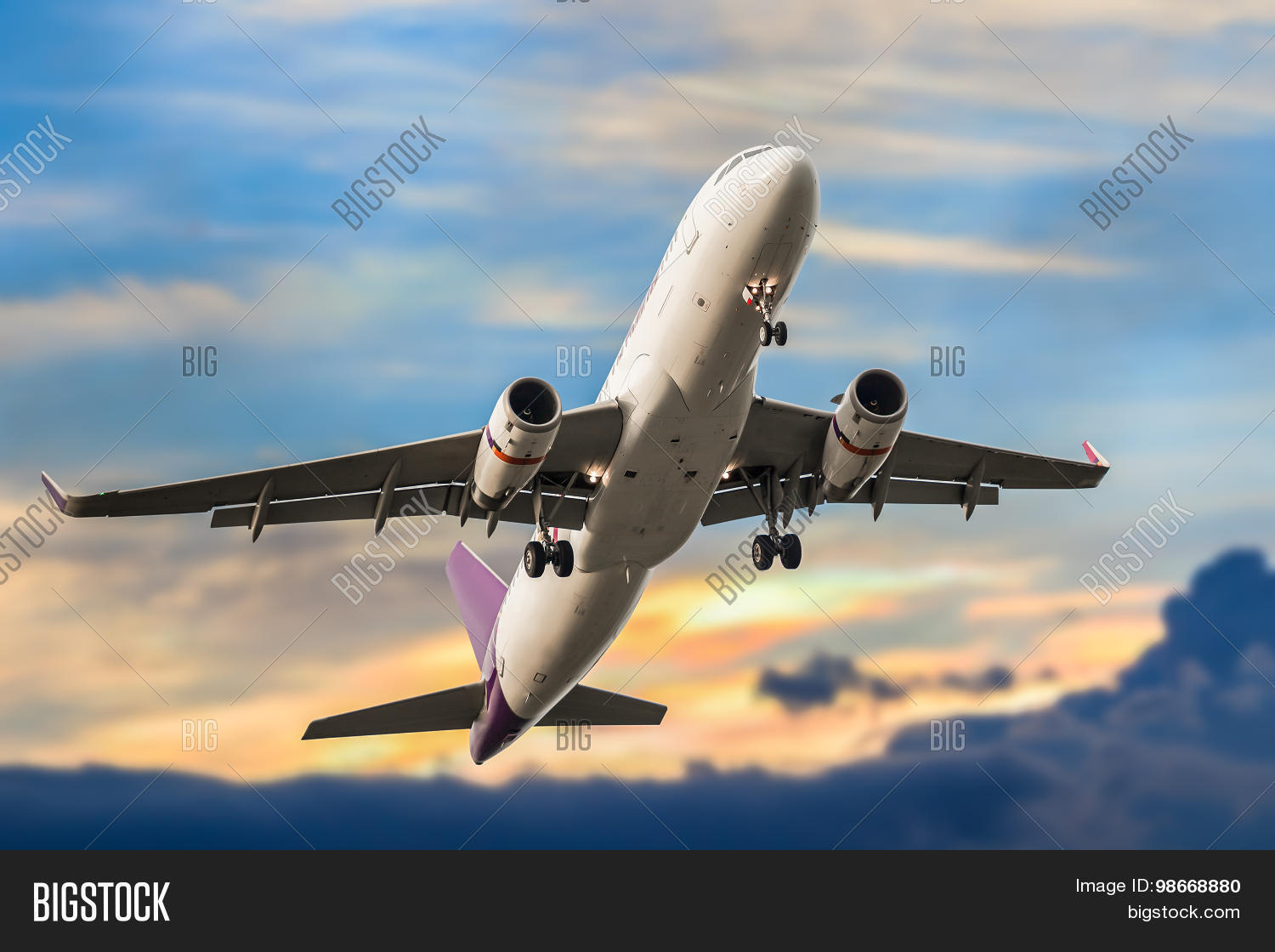 Passenger Business Image & Photo (Free Trial) | Bigstock