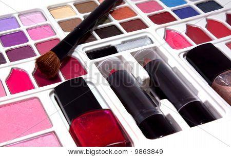 Professional make-up tools